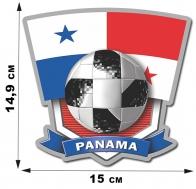 Наклейка сборной команды Панамы