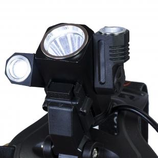 Налобный аккумуляторный фонарь Led по выгодной цене