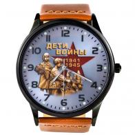 Наручные часы «Дети войны» к юбилею Победы