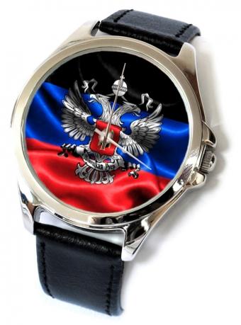 """Наручные часы """"ДНР"""""""