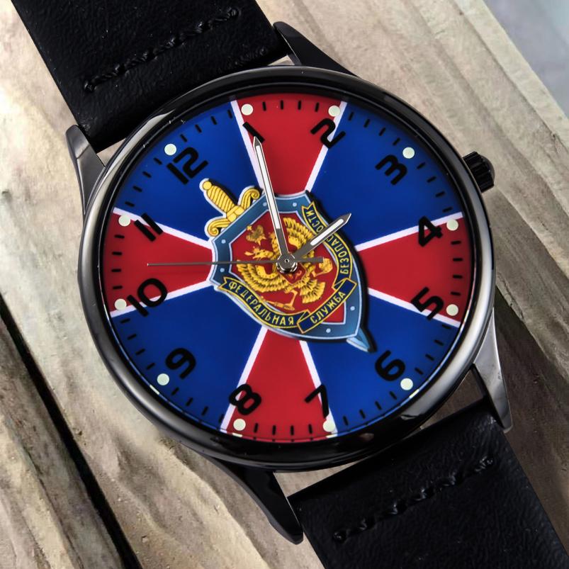 Наручные часы «ФСБ» в Военпро