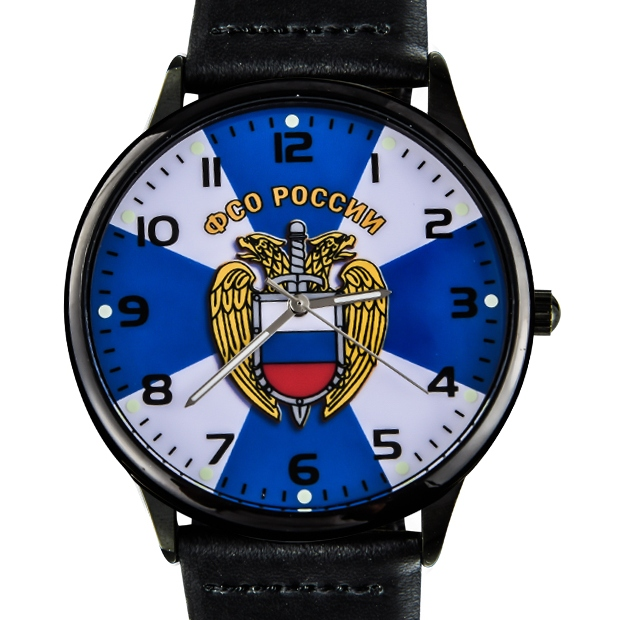 Наручные часы «ФСО России»