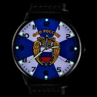 Наручные часы «ФСО России» - тритиевая подсветка