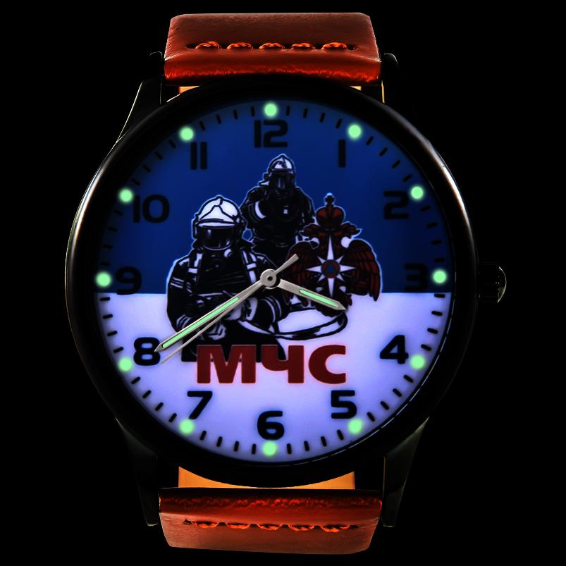 Наручные часы «МЧС» - тритиевая подсветка