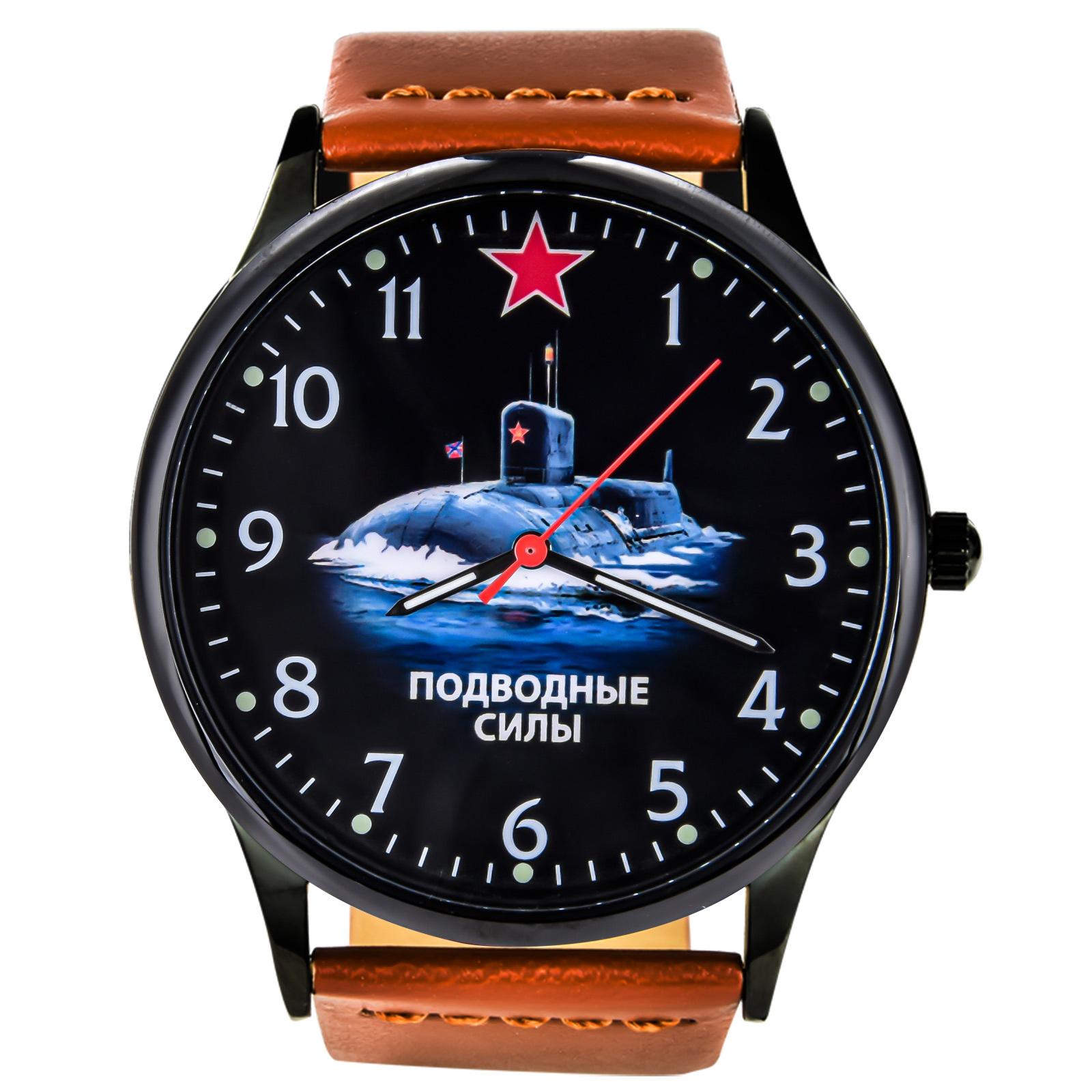 Наручные часы Подводные силы купить в Военпро