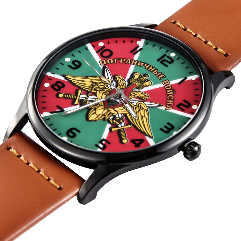 Купить наручные часы «Пограничные войска»