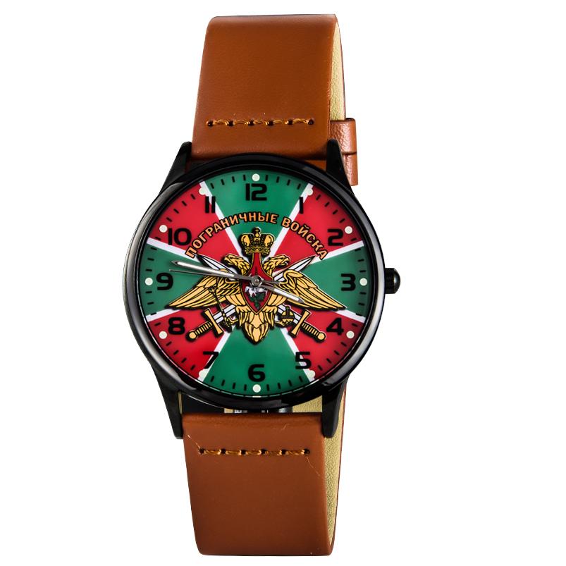 Наручные часы «Пограничные войска» - недорого