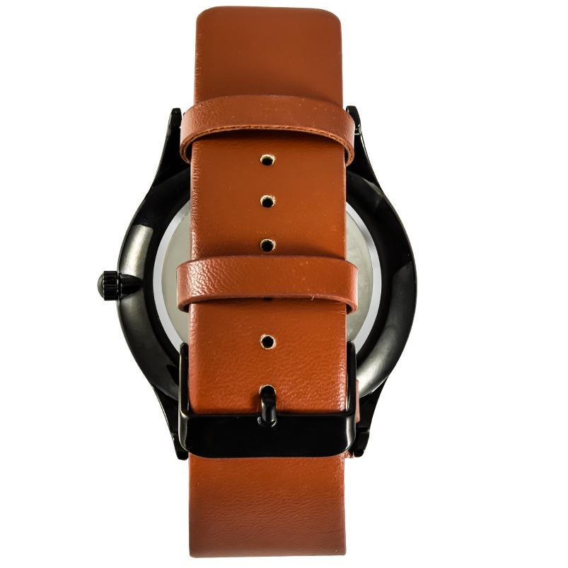 Наручные часы «Пограничные войска» - кожаный ремешок
