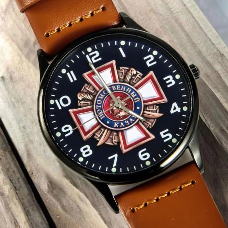 Командирские часы с казачьей символикой в СПб
