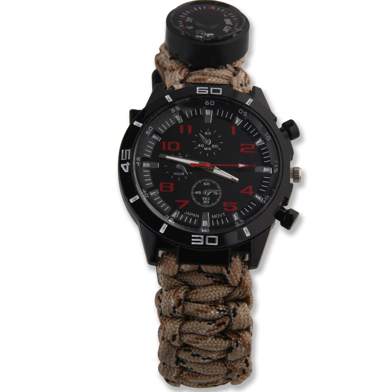 Наручные часы с компасом