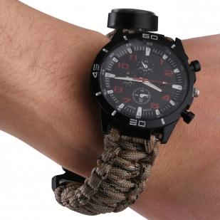 Купить наручные часы с компасом