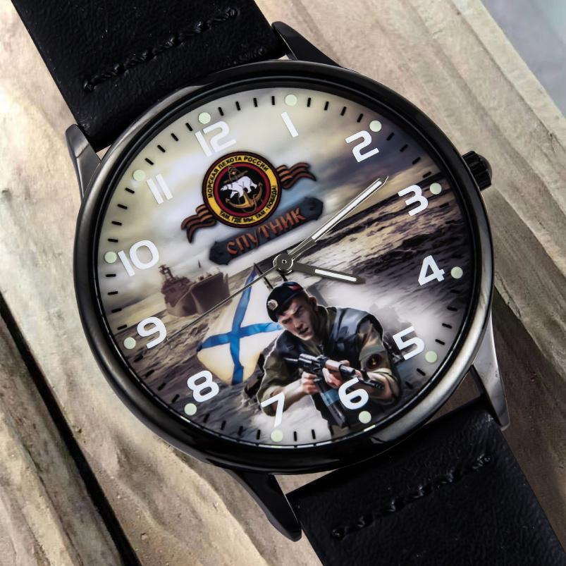 Наручные часы «Спутник» для морпехов