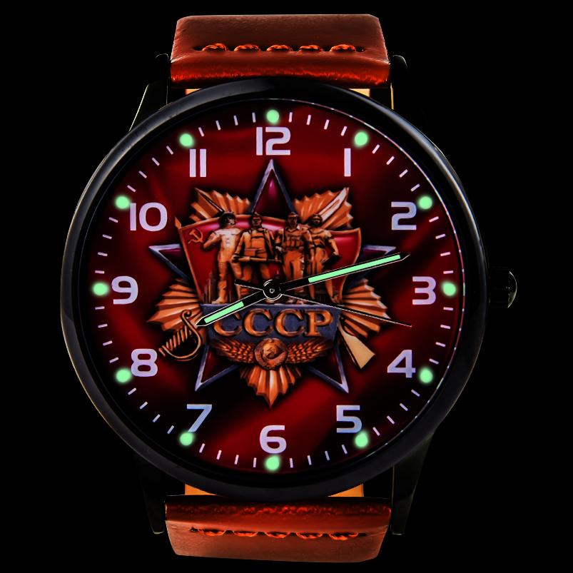 Наручные часы «СССР» - тритиевая подсветка