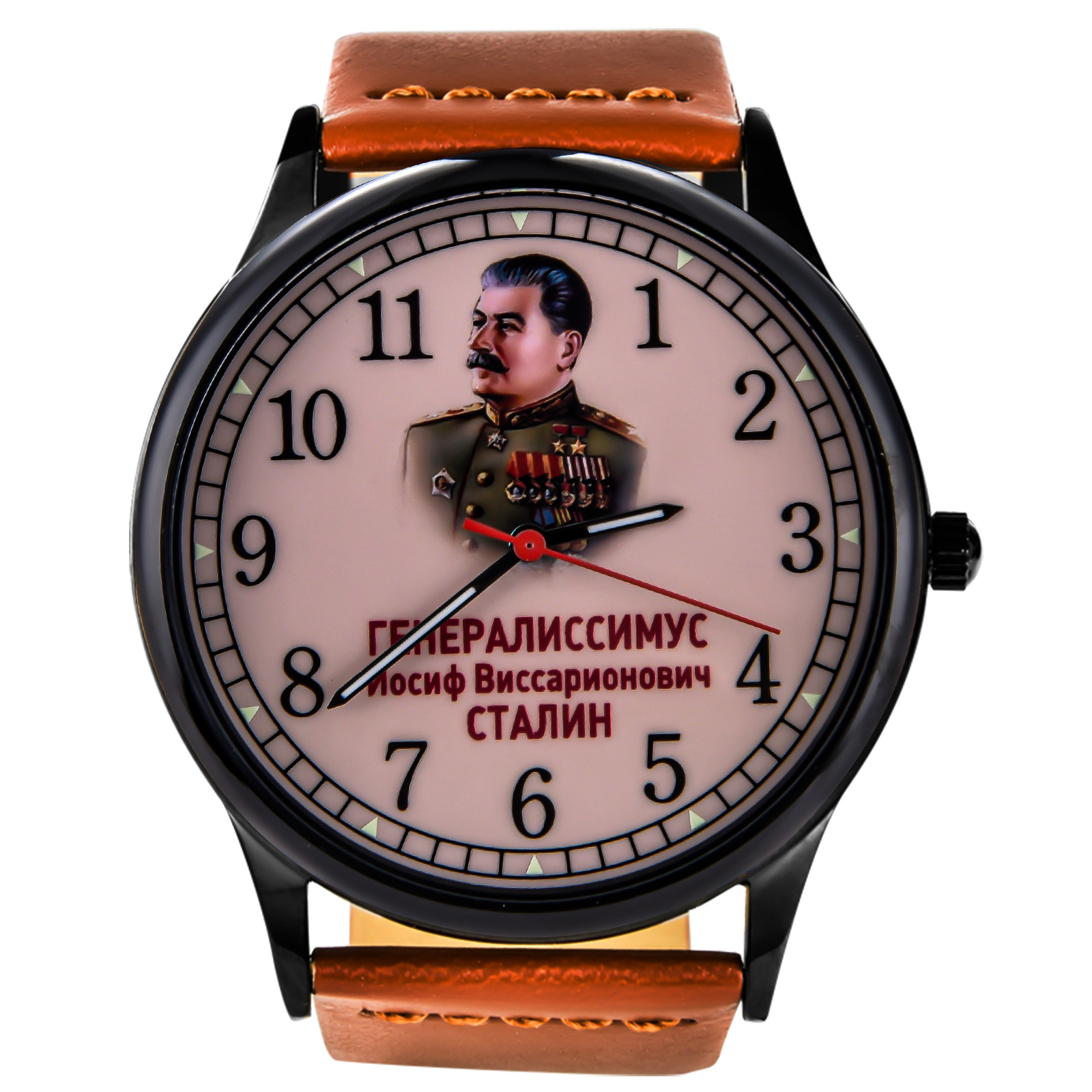 Часы со Сталиным