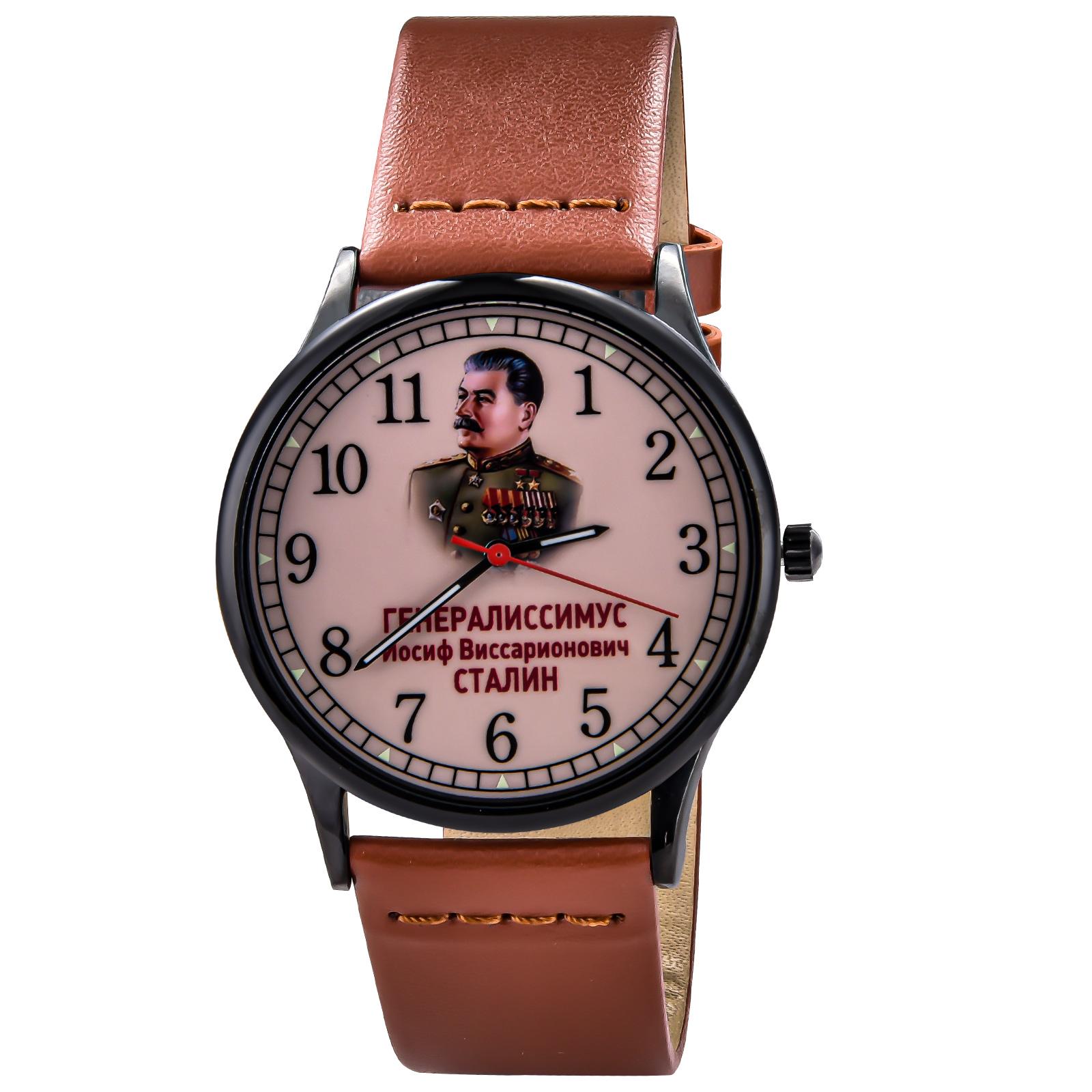 Наручные часы Сталин