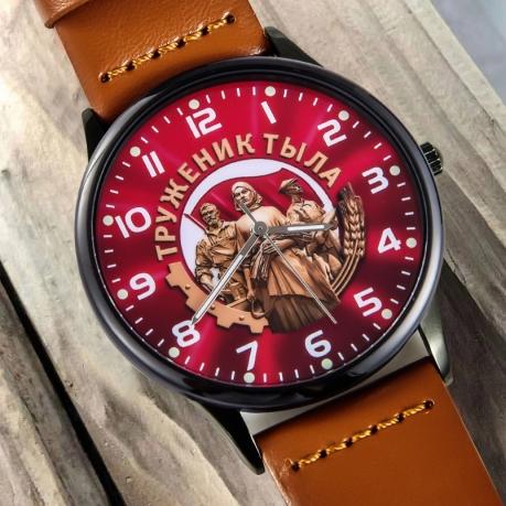 Наручные часы «Труженик тыла» к юбилею Победы только в Военпро