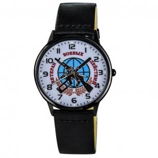 Наручные часы «Ветеран боевых действий» - недорого