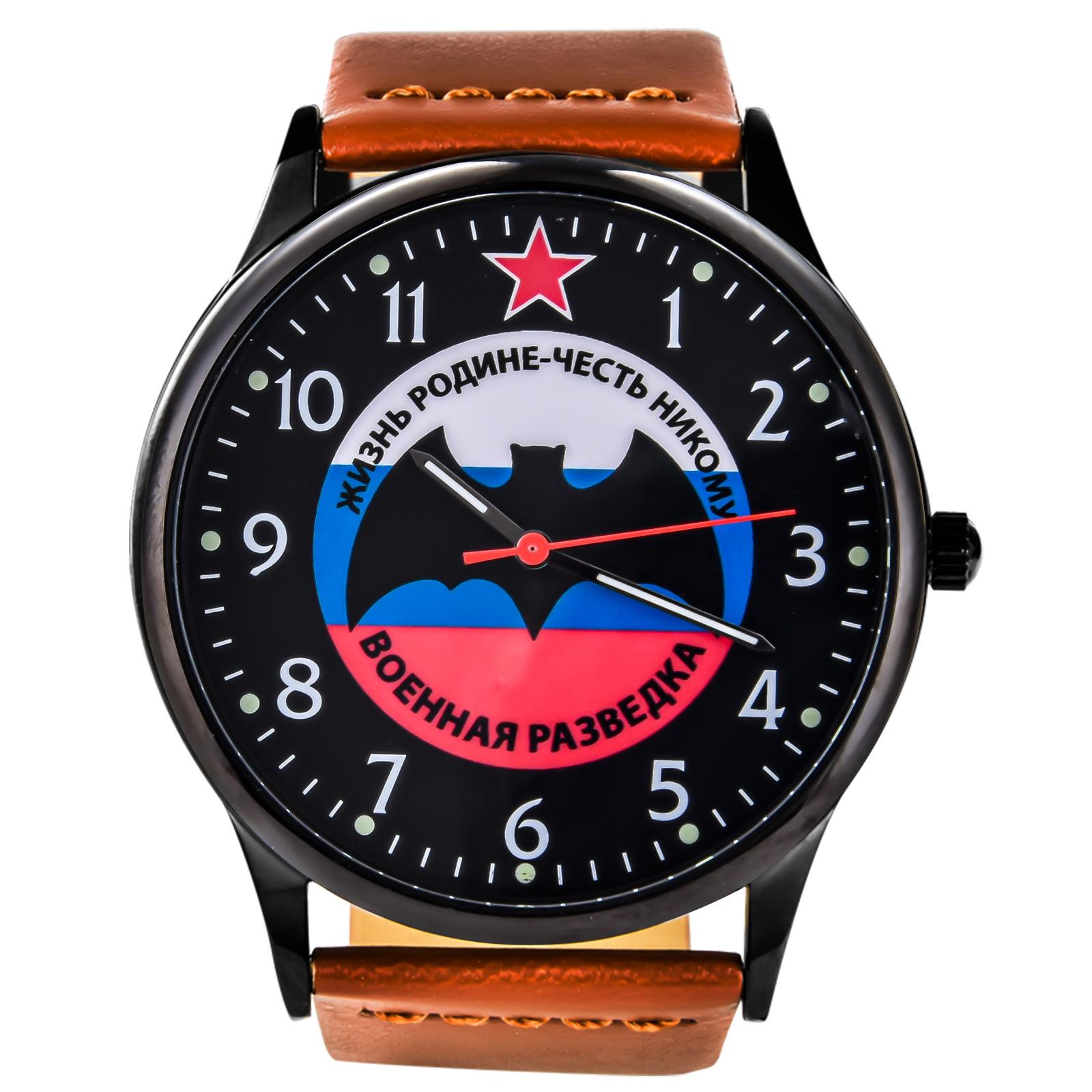 Наручные часы Военная разведка купить в Военпро