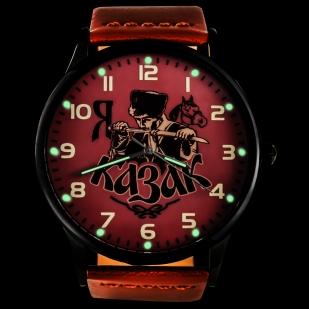 Наручные часы «Я казак» - с подсветкой