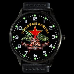 Наручные командирские часы «Танковые войска»
