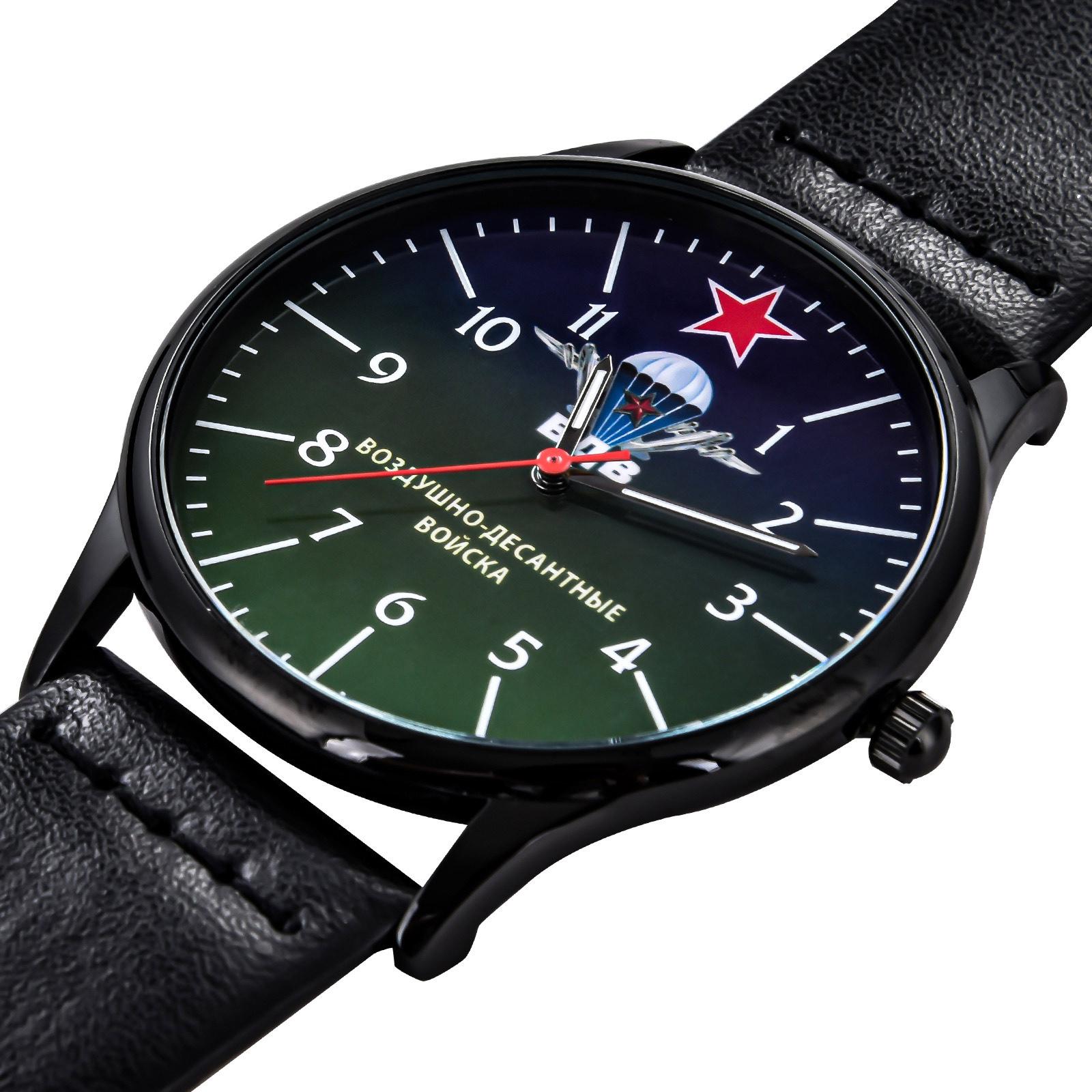 Наручные командирские часы ВДВ