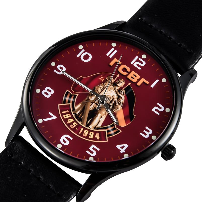 Купить наручные кварцевые часы «ГСВГ»