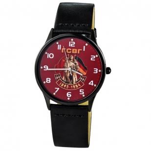 Наручные кварцевые часы «ГСВГ» - недорого