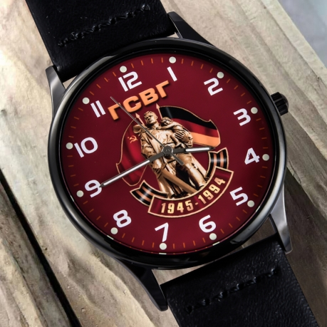 Наручные кварцевые часы «ГСВГ» - в Военпро