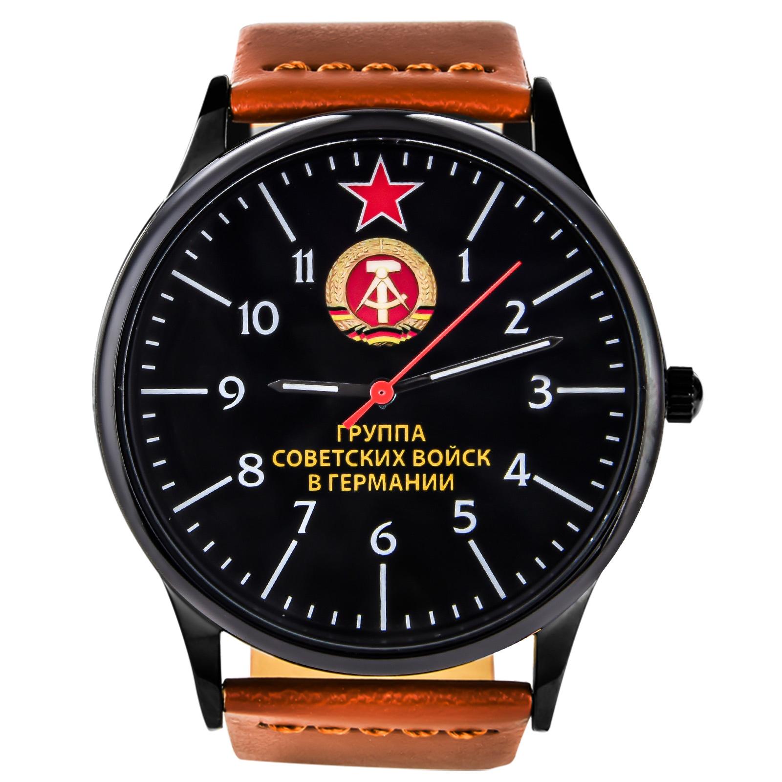Наручные мужские командирские часы ГСВГ купить в Военпро
