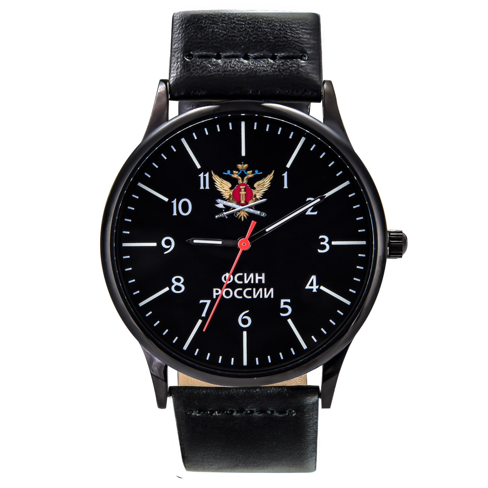 Наручные подарочные часы ФСИН