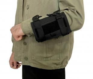 Наручный планшет-органайзер (черный)