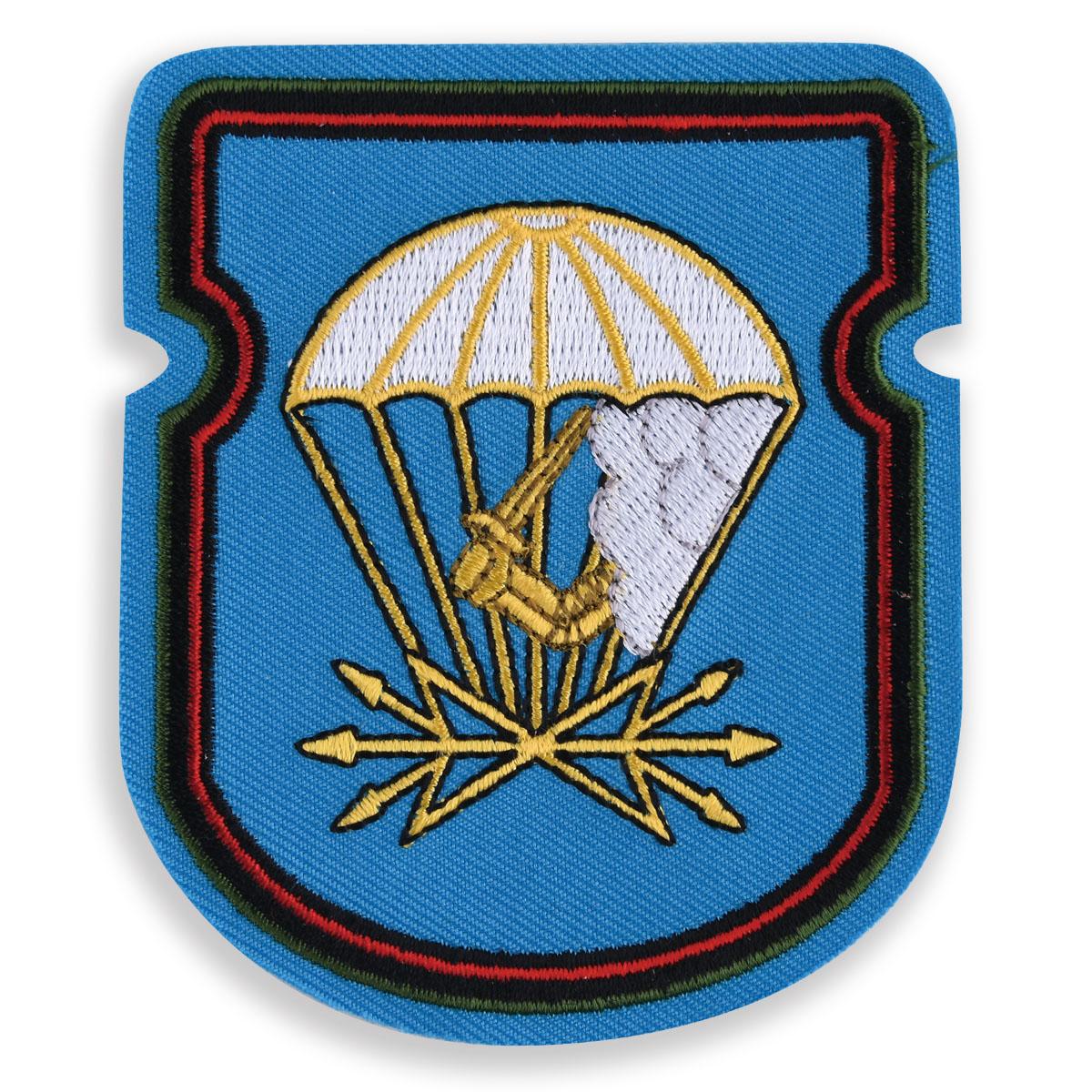 Шеврон 674 отдельного батальона связи 98 вдд