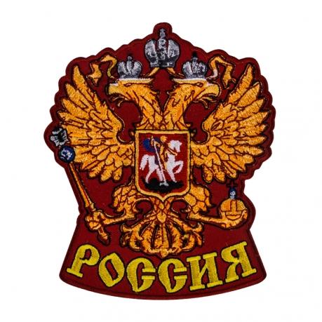 """Нашивка """"Двуглавый орел России"""""""