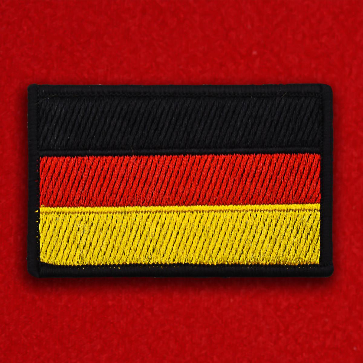 "Нашивка ""Флаг Германии"""