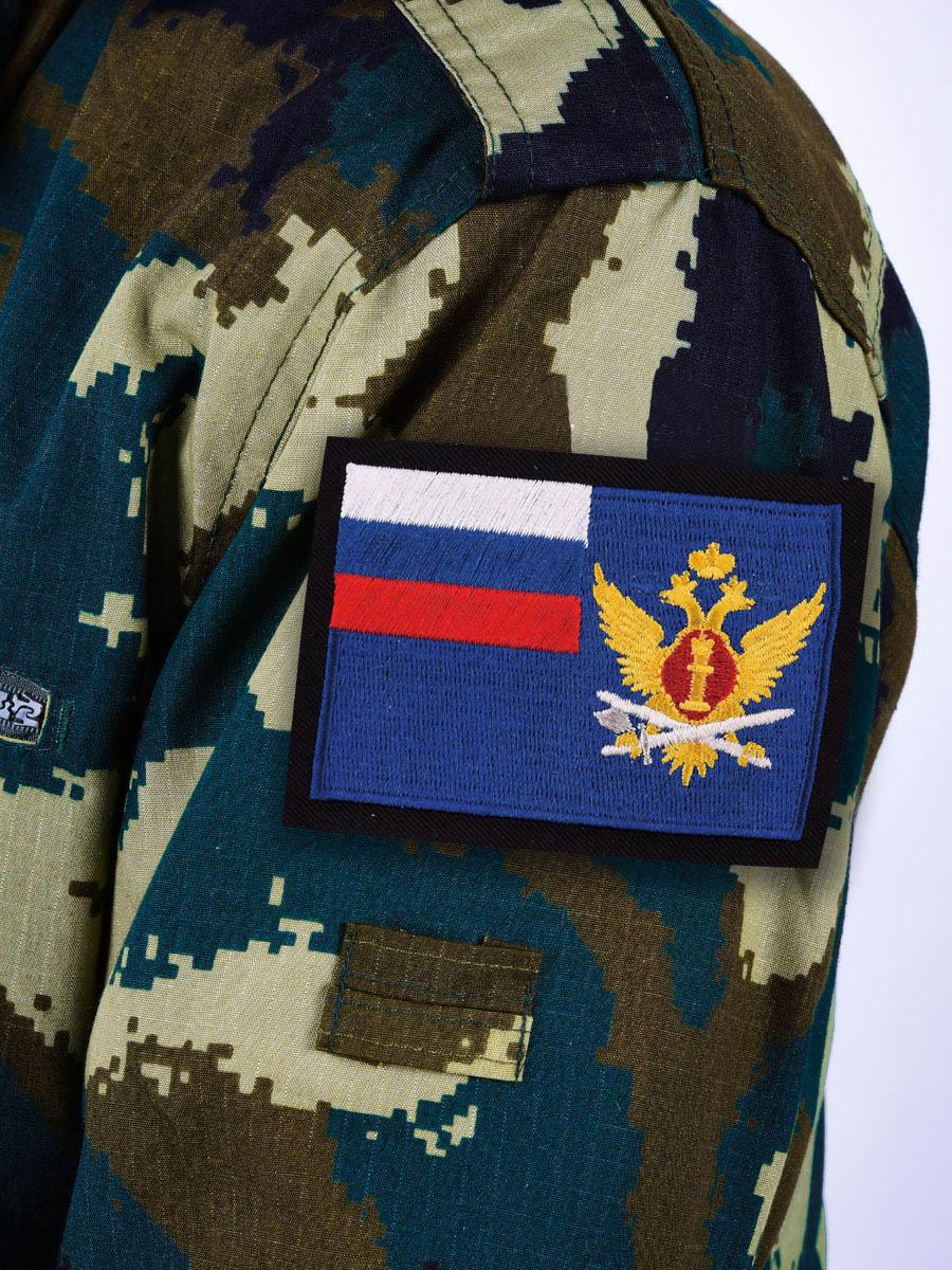 Производство шевронов в Москве – все виды служб и ведомств