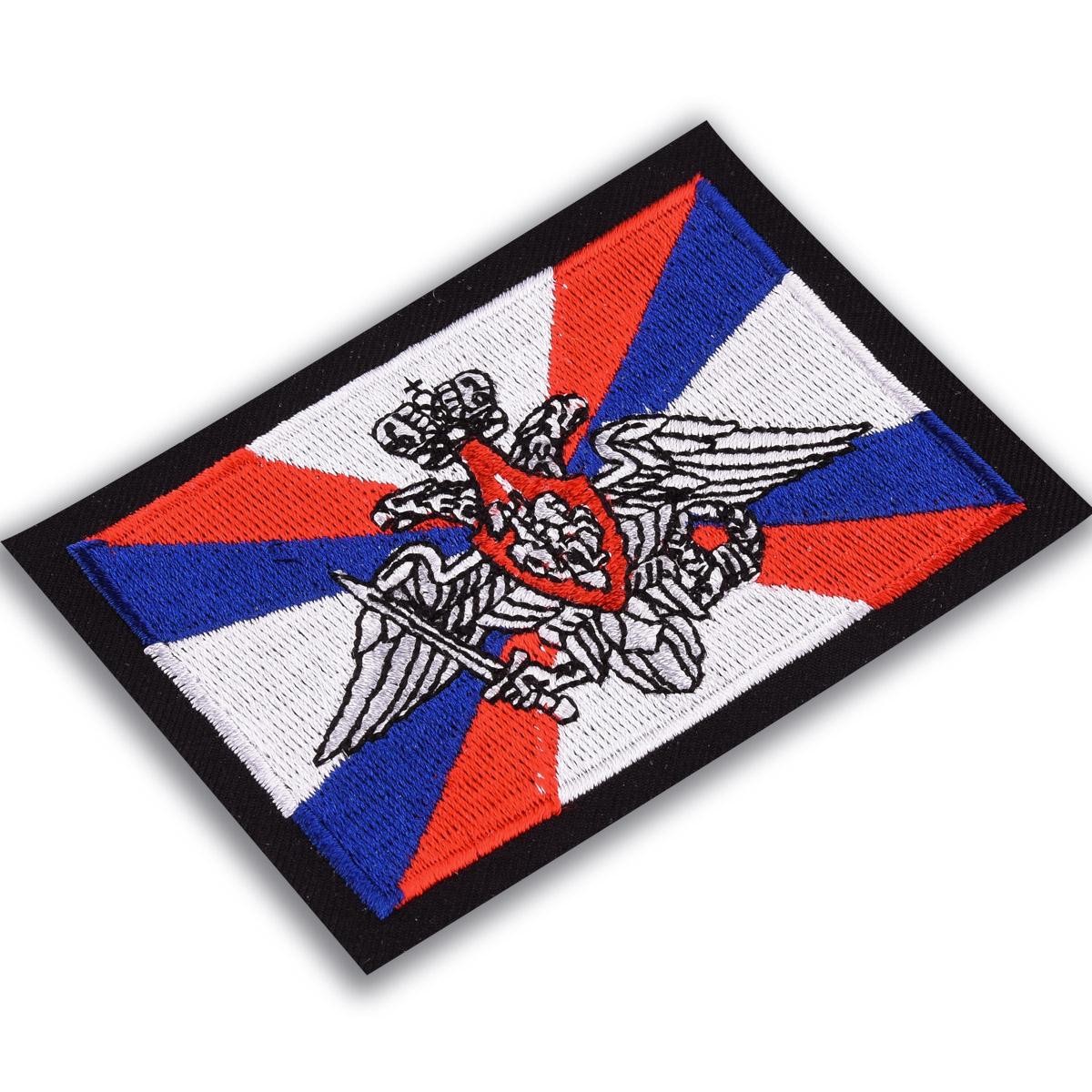 "Нашивка МО ""Флаг Министерства обороны"""