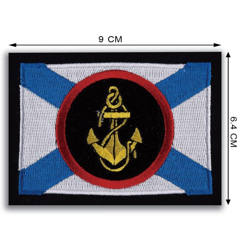 Заказать нашивки Морская пехота с доставкой по всей России