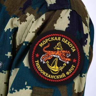 Нашивка Морской пехоты «Тихоокеанский флот»