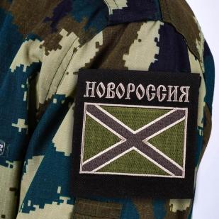 """Нашивка """"Новороссия"""" на полевую форму"""