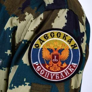 """Нашивка """"Одесская Республика"""""""