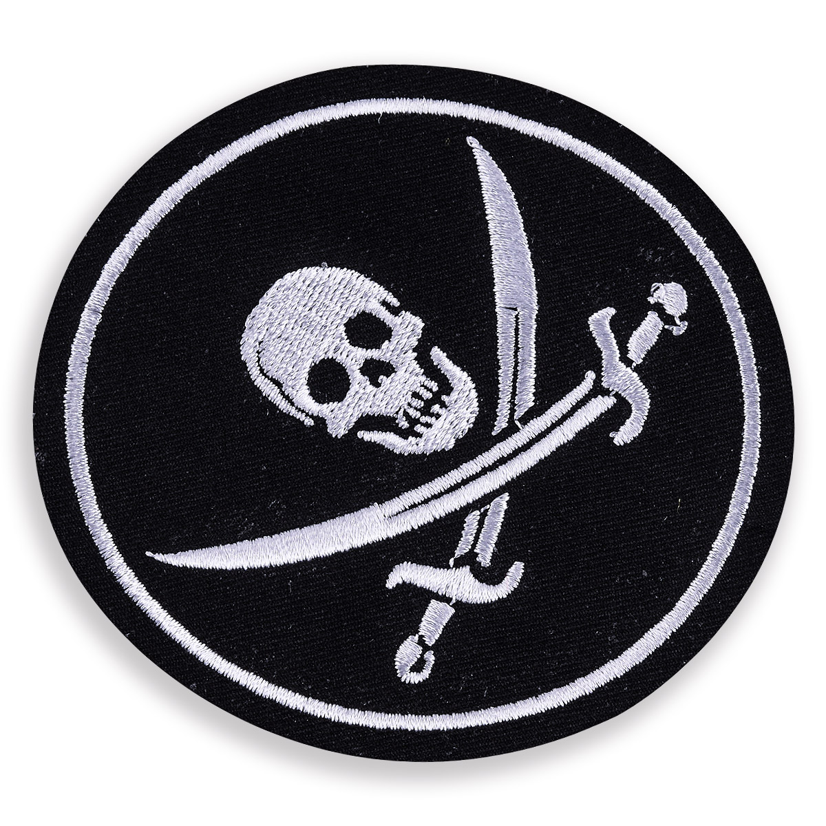 """Нашивка """"Пират сабли"""""""