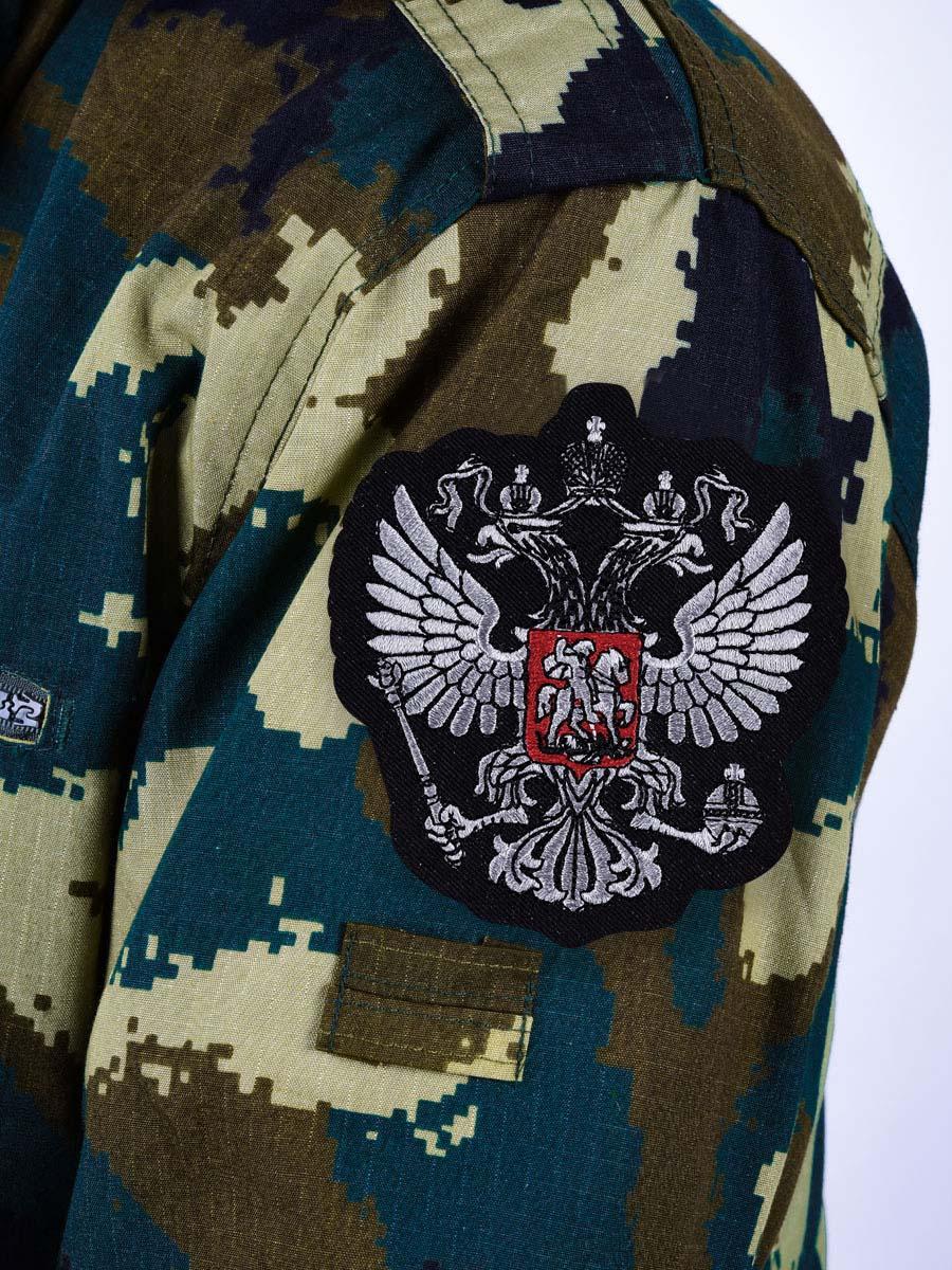 """Нашивка """"Российский двуглавый орел"""""""