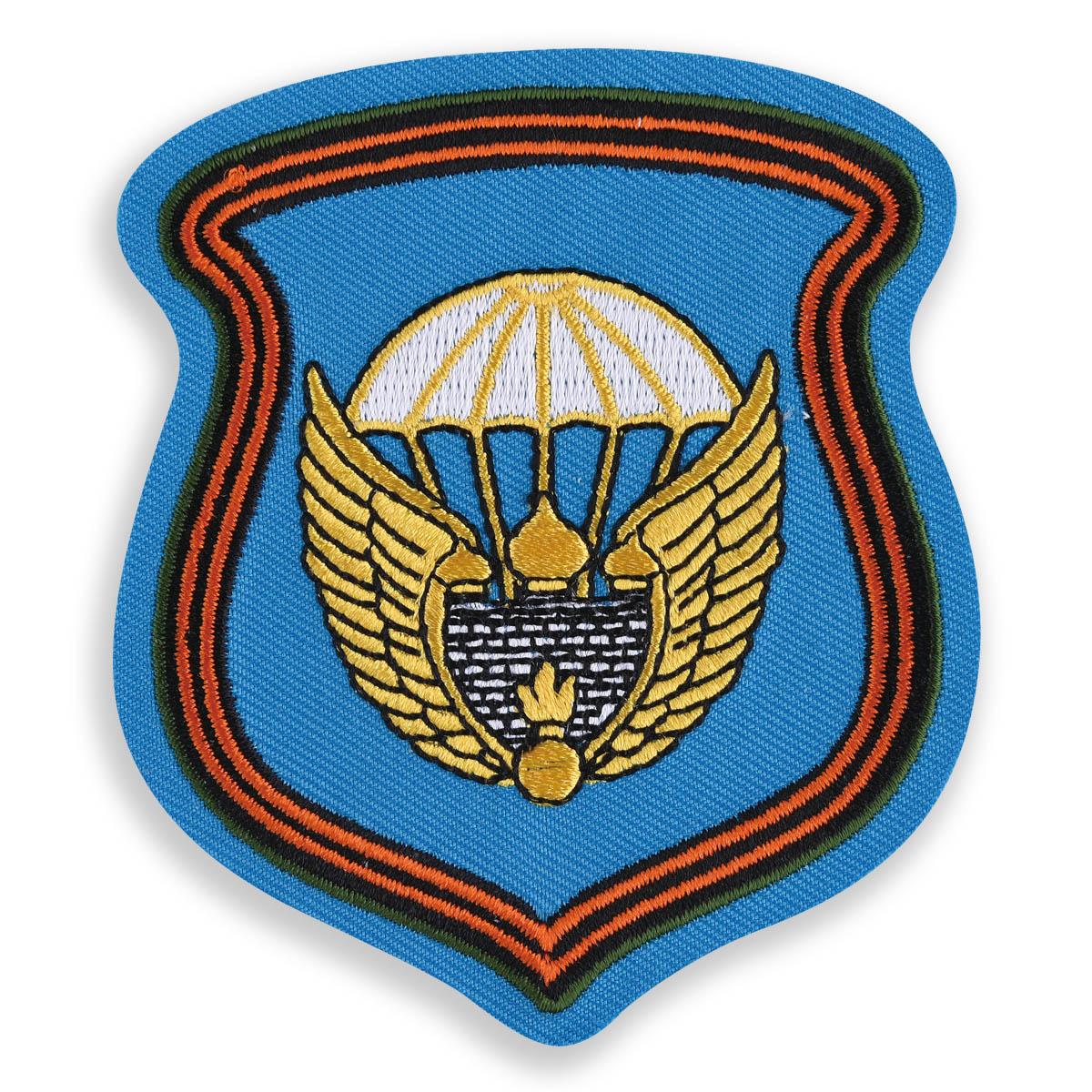 Нашивка с эмблемой 106 гв. ВДД