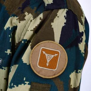 Нашивка с логотипом TAD Gear