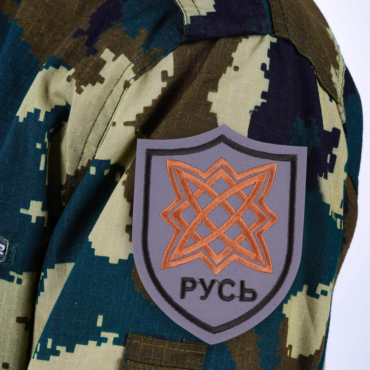 """Нашивка """"Славянская Русь"""""""