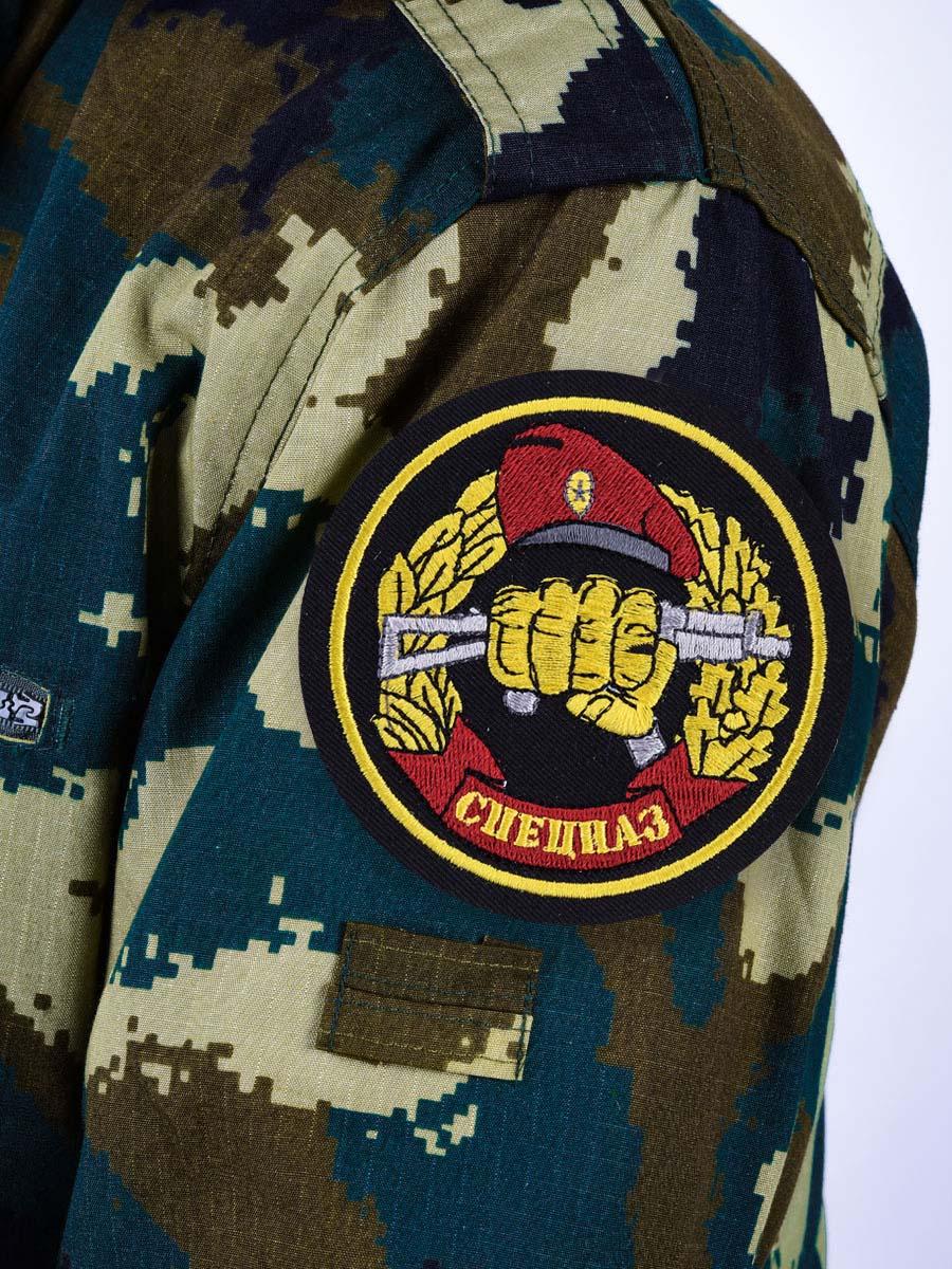 Нашивка Спецназа ВВ