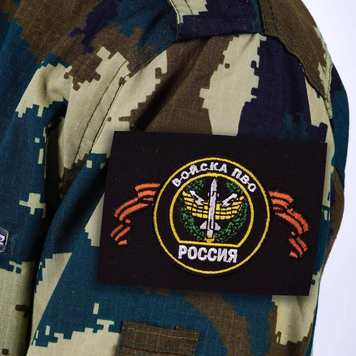 Шеврон ПВО
