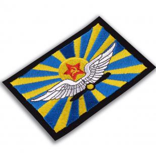 Нашивка ВВС СССР - вид под углом