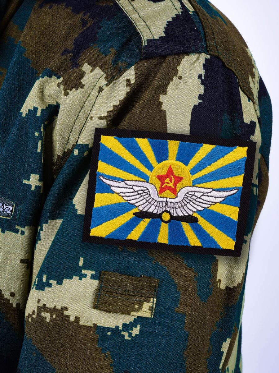 Нашивка ВВС СССР - на рукаве