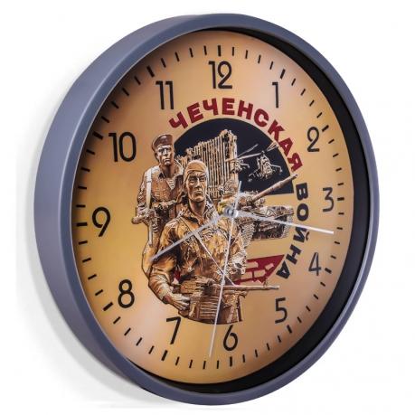 Настенные часы Чеченская война
